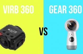 VIRB 360 vs Samsung Gear 360: Video and Photo Comparison