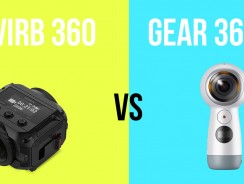 VIRB 360 vs Samsung Gear 360: Video and Photo Comparison