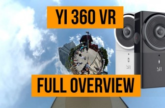 Yi 360 VR 5.7K 360 Camera: Specs, Example Video and First Impressions