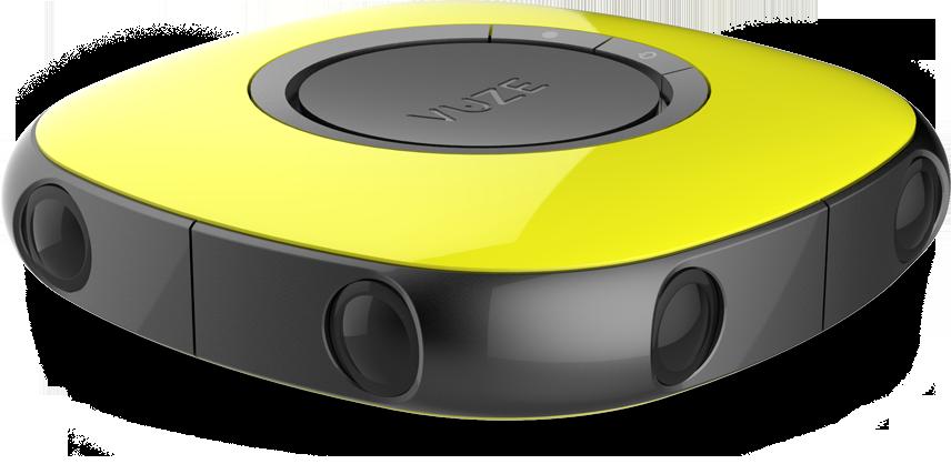 Vuze 360 camera specifications