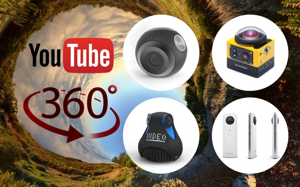 Best Youtube channels for 360 video