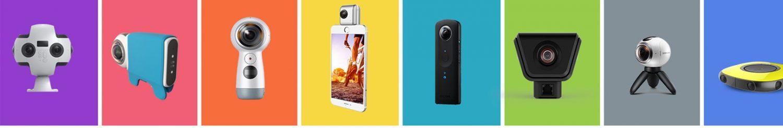 Ultimate 360 Degree Camera Comparison Table - 360 Camera Guides
