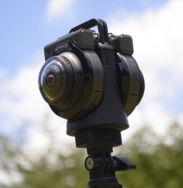 casio 360 degree camera