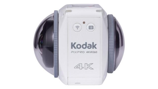 kodak pixpro 4kvr360