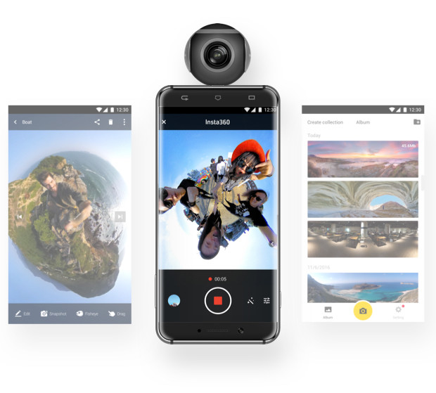Insta360 Air Review – The Tiny but Impressive 360 Camera for Android Phones