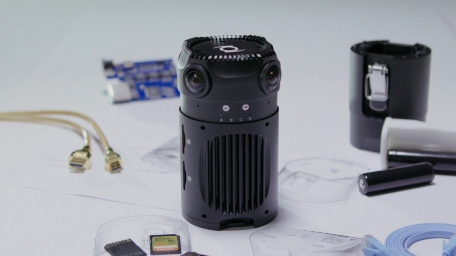 Best Professional 360 Cameras of 2018: Released and Coming Soon