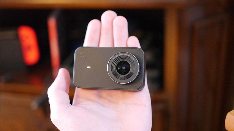 Mijia 4K Compact Camera