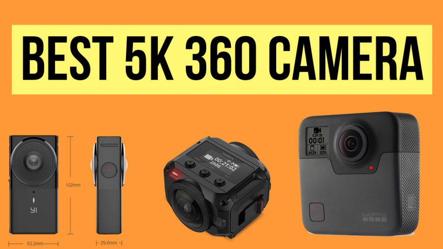 Best 5K 360 Camera: VIRB 360 vs Yi 360 VR vs GoPro Fusion