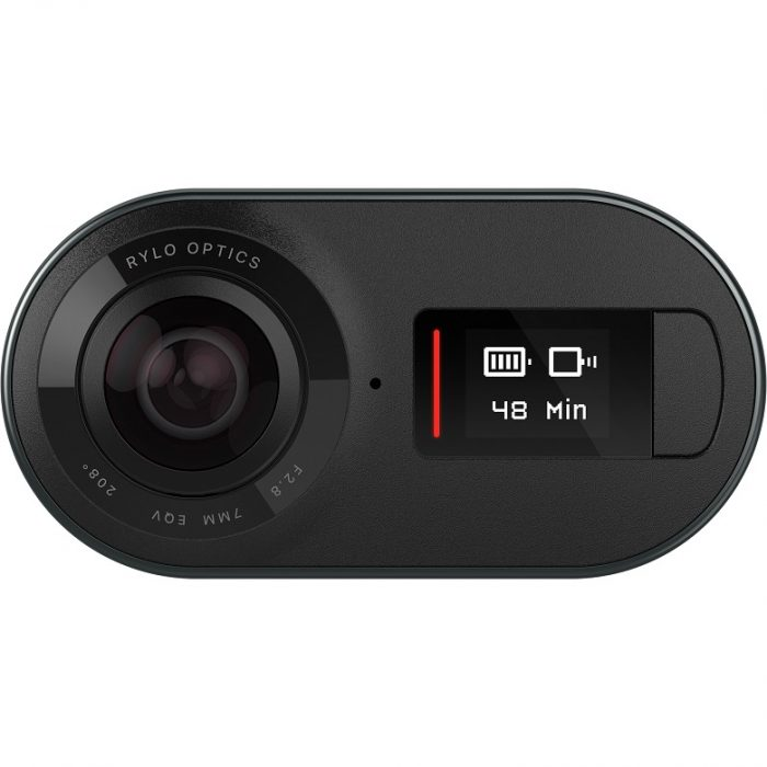 rylo 360 camera specs