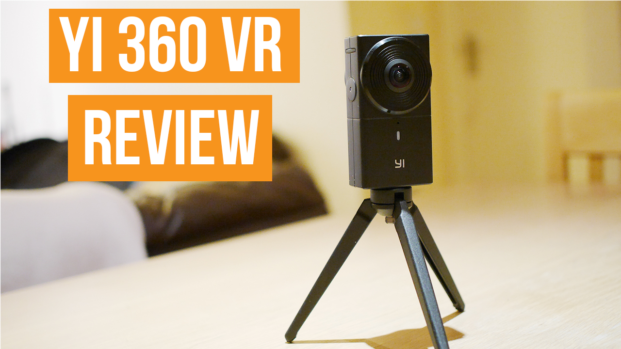 Yi 360 VR 5 7K 360 Camera: Review, Specs, Example Video and