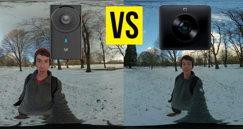 Yi 360 VR vs Xiaomi Mijia Mi Sphere: Which should you choose
