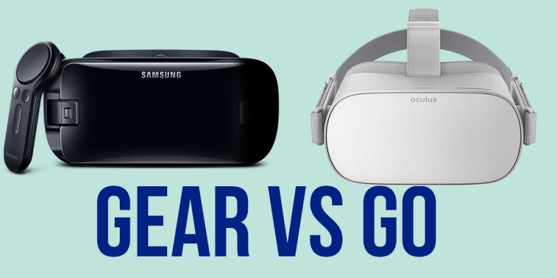 Gear VR vs Oculus Go: Which is the better VR experience