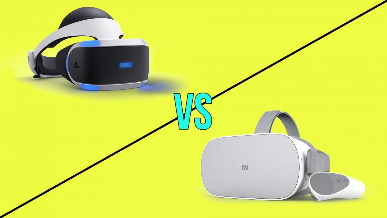 Oculus Go vs PSVR: The Ultimate Comparison Table - 360