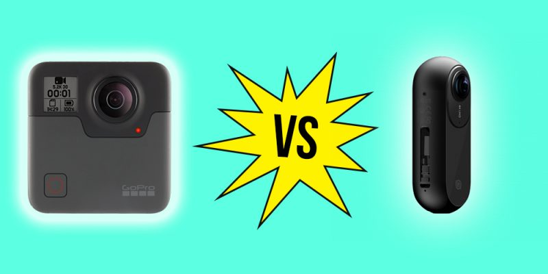 GoPro Fusion vs Insta360 One: Which should you buy? - 360