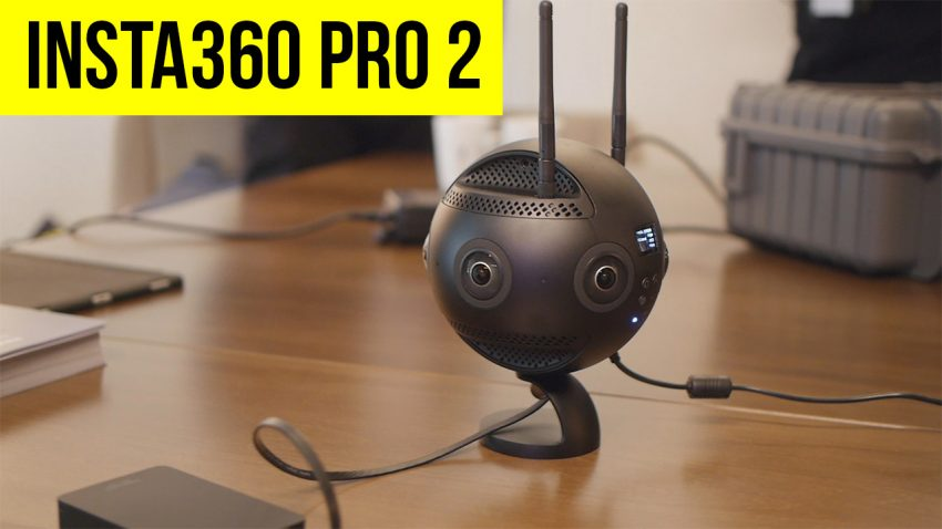 Insta360 Pro 2: Specifications, Main Features & What's New