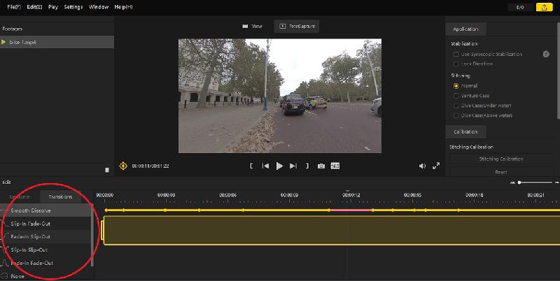 Insta360 One X Desktop Editor Released: Insta360 Studio
