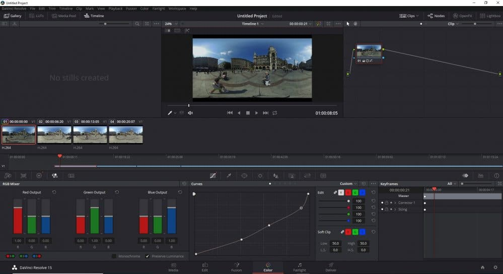 List of FREE Desktop Editing Programs for 360 Video & Photos