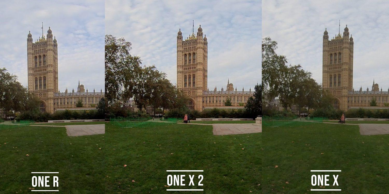 insta360 one x 2 vs one x vs one r