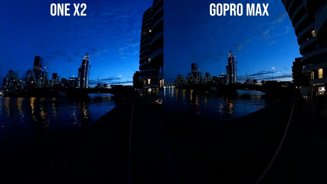 gopro max vs insta360 one x2